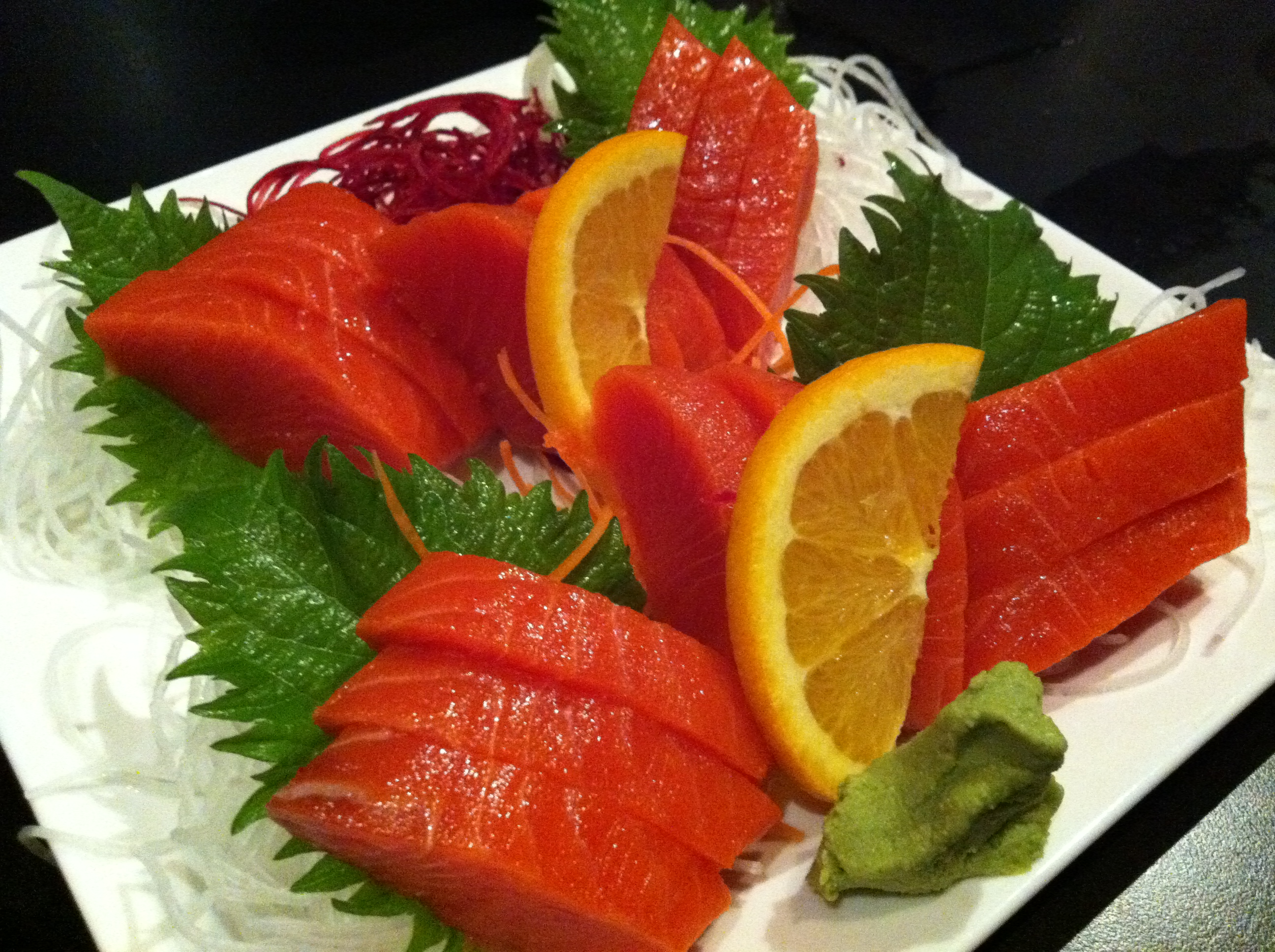 Sashimi the good eater for Best fish for sushi